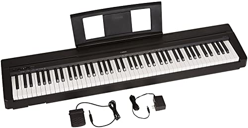 Yamaha P71 88-Key Digital Keyboard