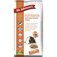 Mr Johnson's Advance Rat and Mouse Food, 750 g