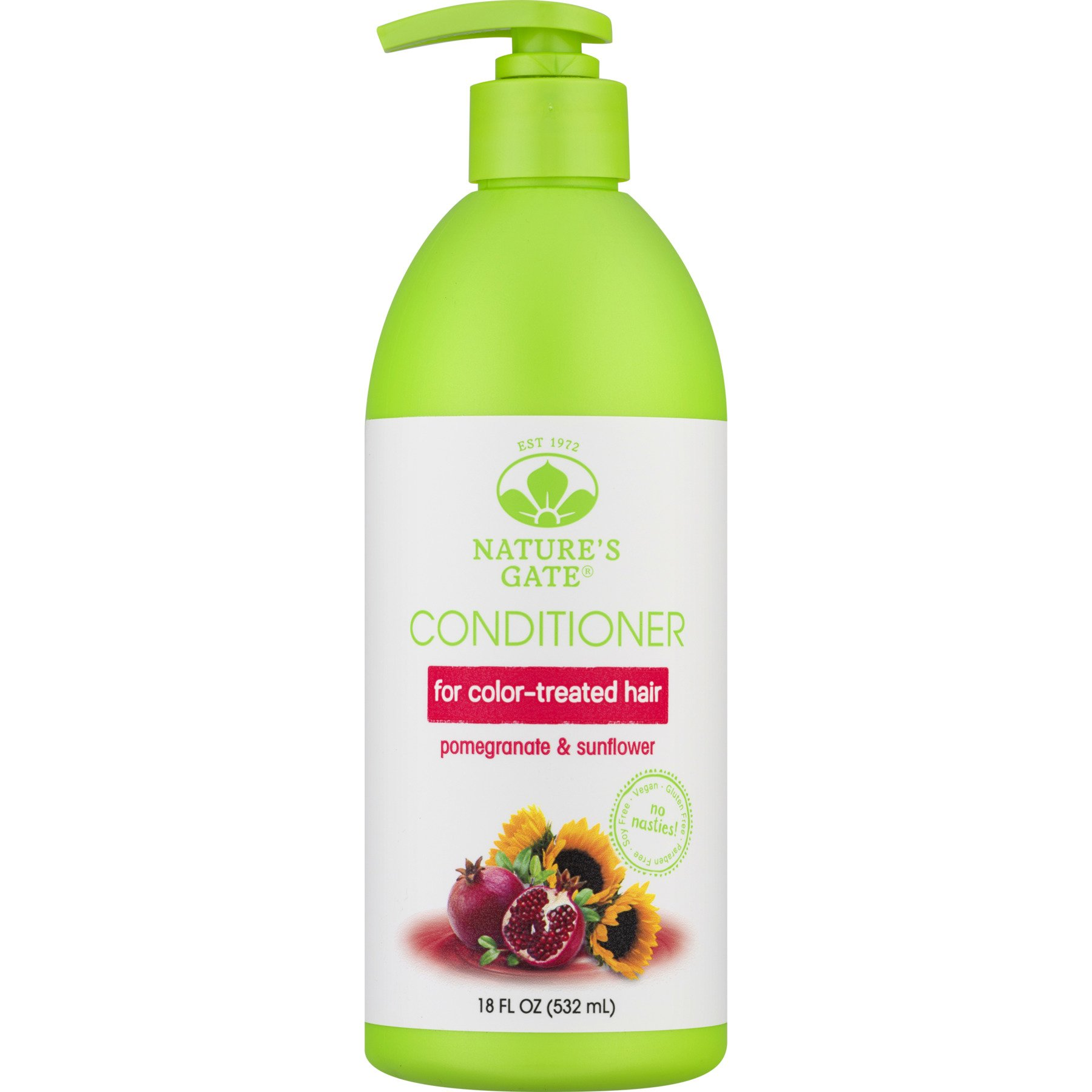 Amazon Natures Gate Natural Pomegranate And Sunflower Defense