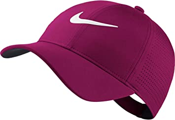 Nike W Nk Arobill L91 Cap Perf Gorra, Mujer, (Cyber/White), Talla Única: Amazon.es: Deportes y aire libre