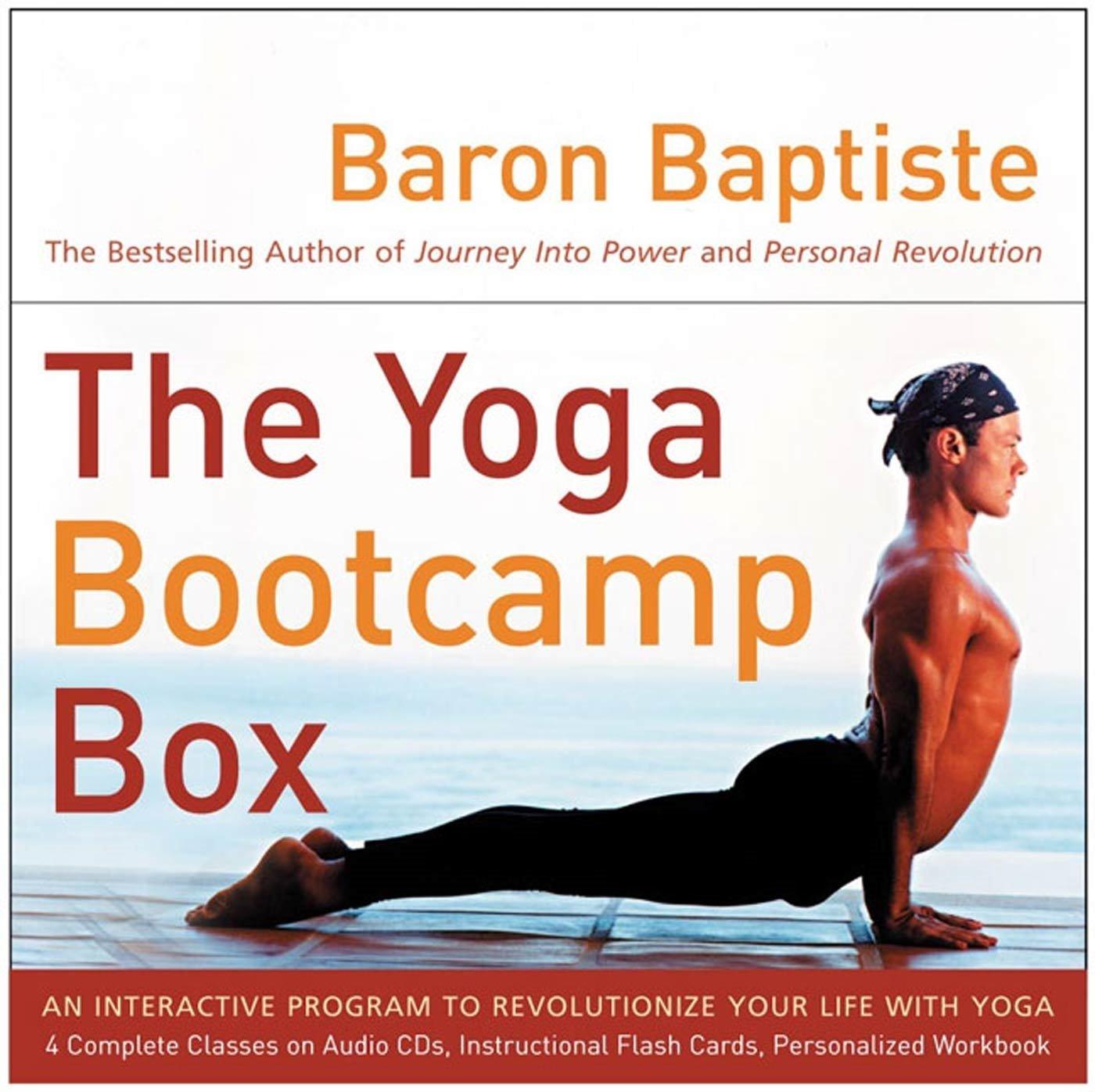 The Yoga Bootcamp Box: Amazon.es: Baron Baptiste: Libros en ...