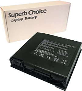 Superb Choice 8-Cell Battery Compatible with ASUS G74S Series G74SW Series G74SW-A1 G74SX Series G74SX-A1 G74S-XR1
