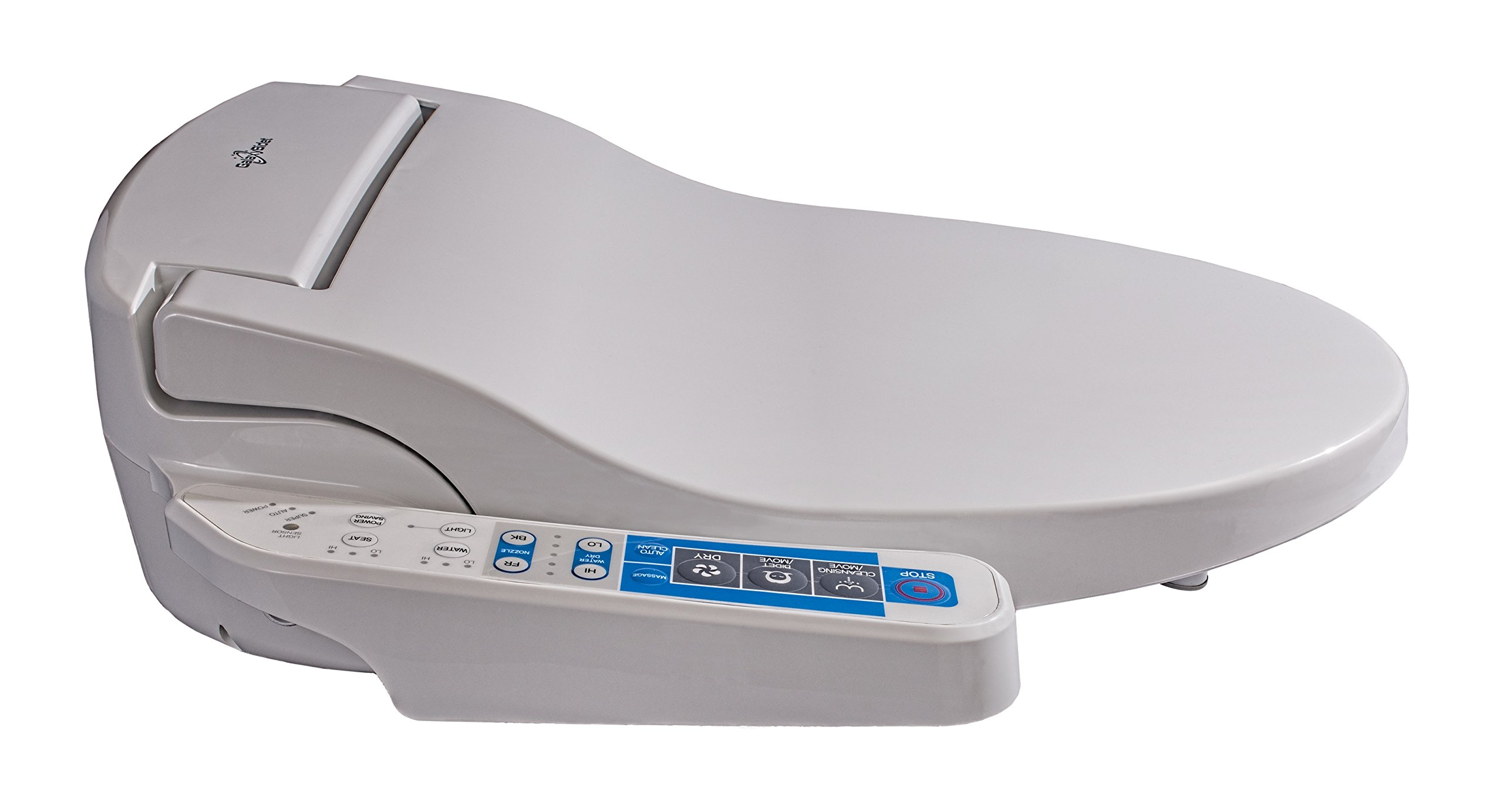 Galaxy Bidet Electronic W18.2 x D19.5 x H6.1 Inches Toilet Seat by Galaxy Bidet (Image #3)