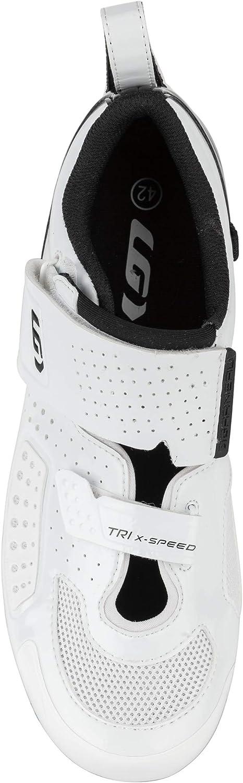 Mens Tri X-Speed IV Shoes Louis Garneau