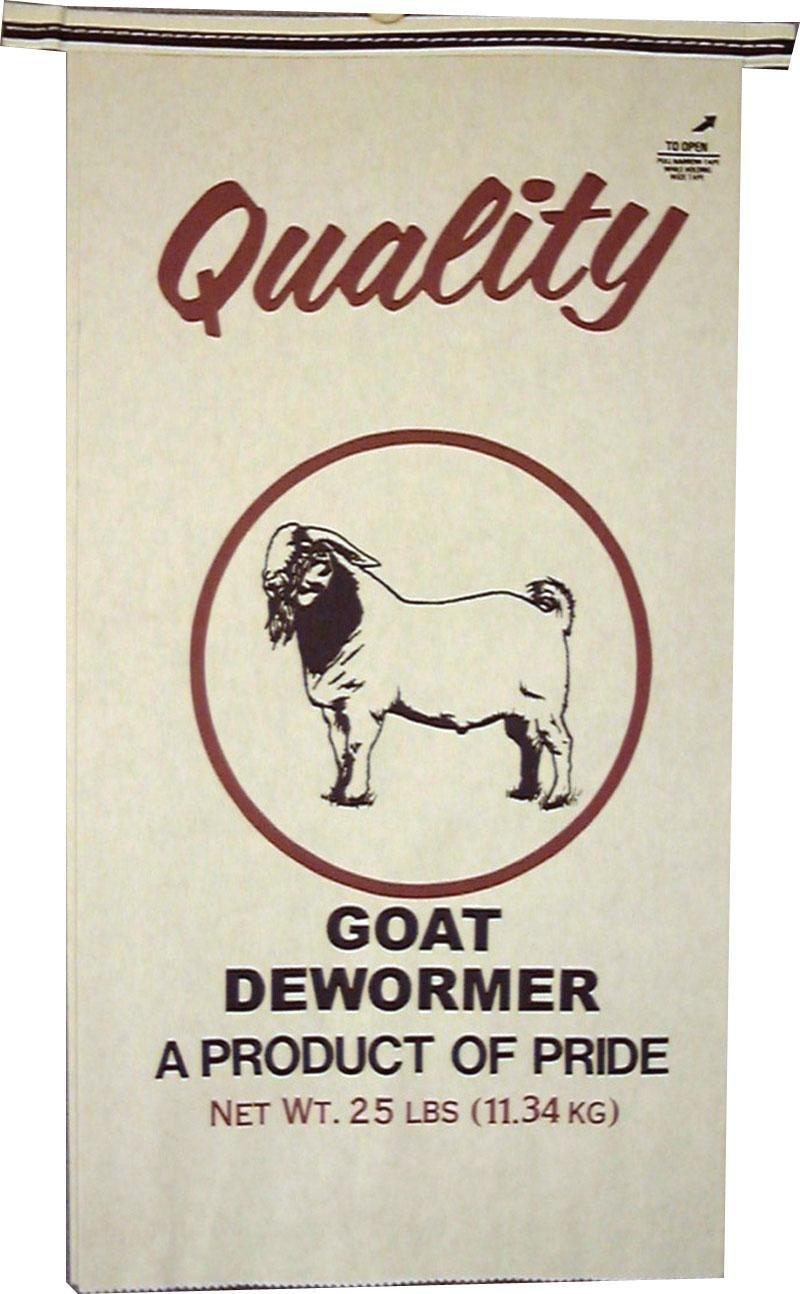 MANNA PRO-FARM Positive Pellet Medicated Goat Dewormer 25 Pound
