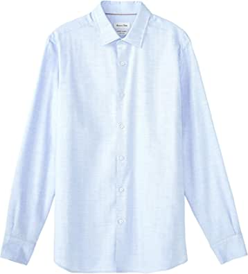 MASSIMO DUTTI 0154/116/403 - Camisa de algodón para Hombre ...