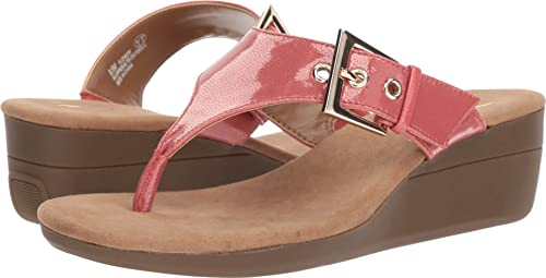 c432c77d9c61 Aerosoles Women s Flower Wedge Sandal  Buy Online at Low Prices in ...