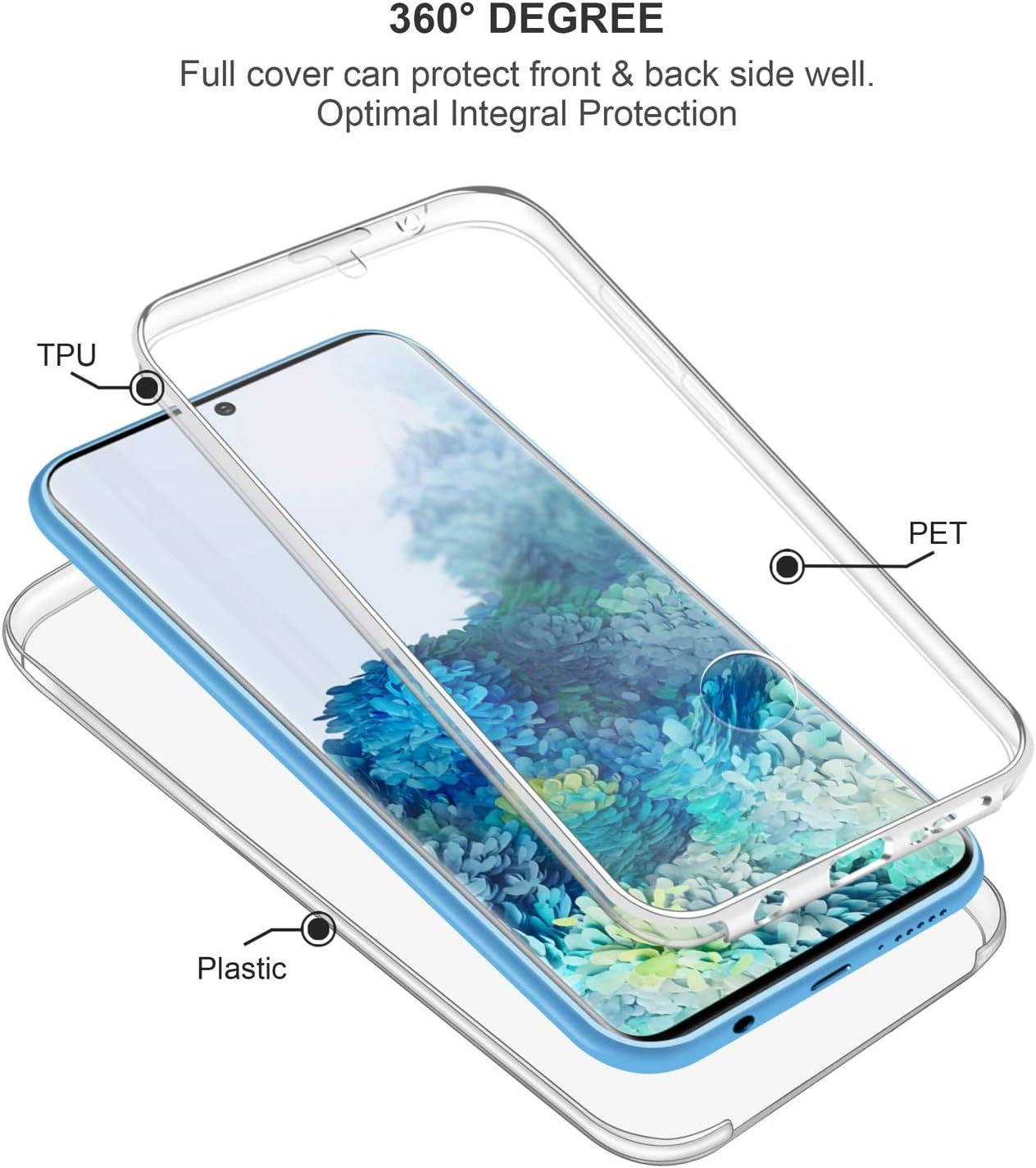 WeiCase Coque Compatible avec Samsung Galaxy S20 FE,Silicone Case Cha/îne de T/él/éphone /à lani/ère R/églable Coque avec Cordon Antichoc Cover avec Samsung Galaxy S20 FE