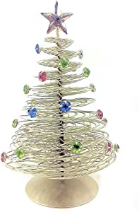 Wrapped Wire Holiday Decor (Christmas Tree)