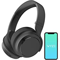 Wyze Noise-Cancelling Headphones, Wireless Over the Ear Bluetooth Headphones with Active Noise Cancellation, High…