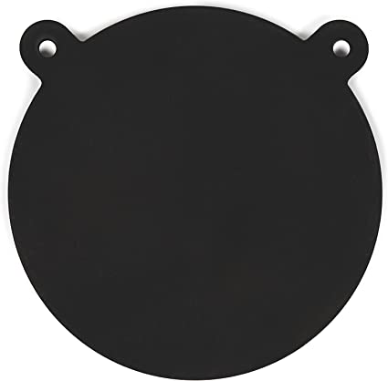 "Gong Target 3//8/"" Thick Steel 3//8/""  x 8/"" AR500 Steel Target AR"