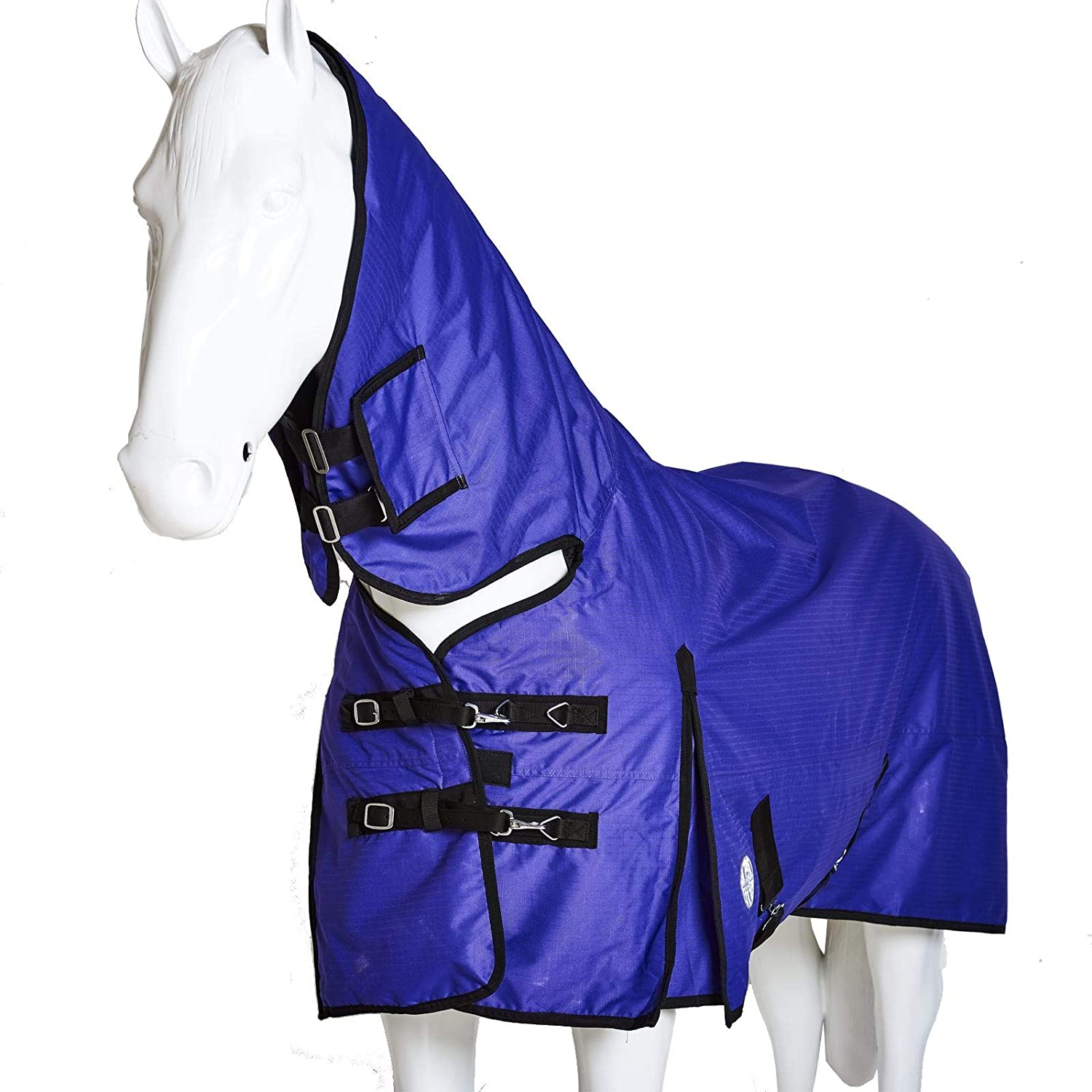 600 Denier Lightweight Combo Full Neck Waterproof Ripstop Breathable Rug All Colours /& Sizes Bow /& Arrow Best On Horse Equestrian Pony Horse 100gsm Fill