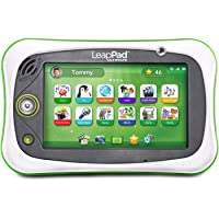 LeapFrog LeapPad Ultimate Get Ready for School Tablet, Green (English Version)