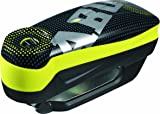 Abus Detecto 7000 RS1 pixel yellow - Motorcycle