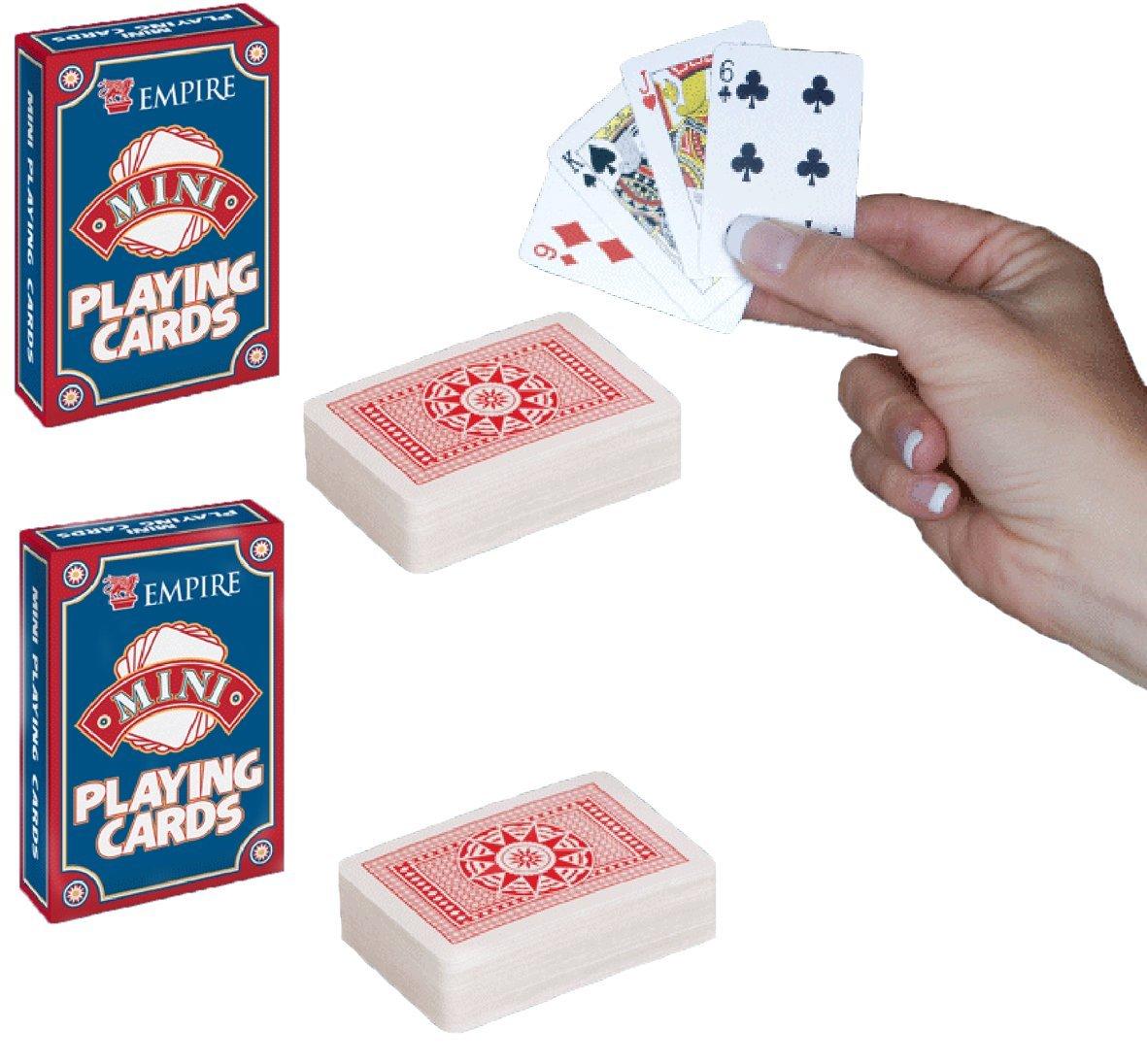 1PACK Loftus Mini Playing Cards