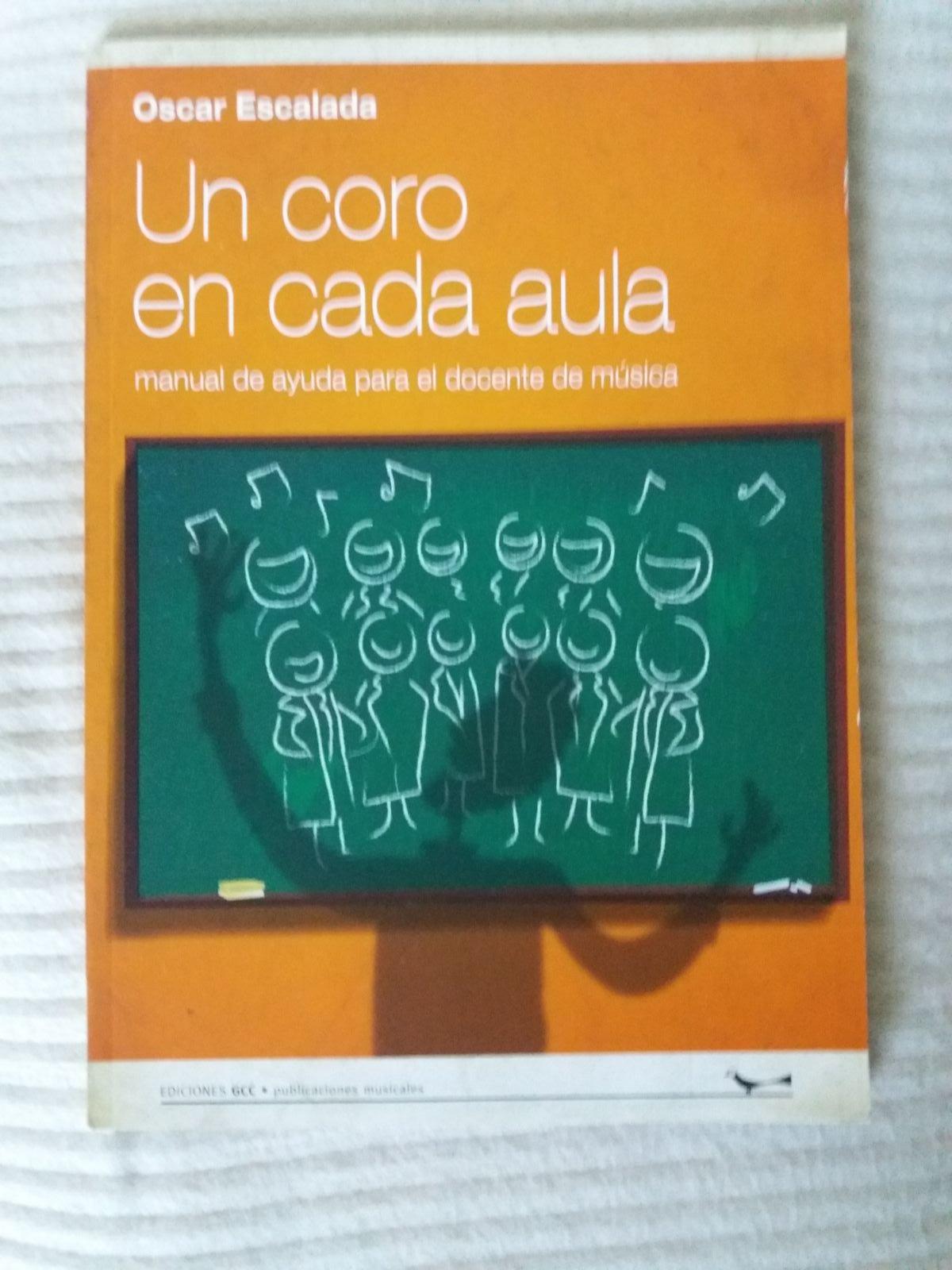 Un coro en cada aula: manual de ayuda para el docente de ...
