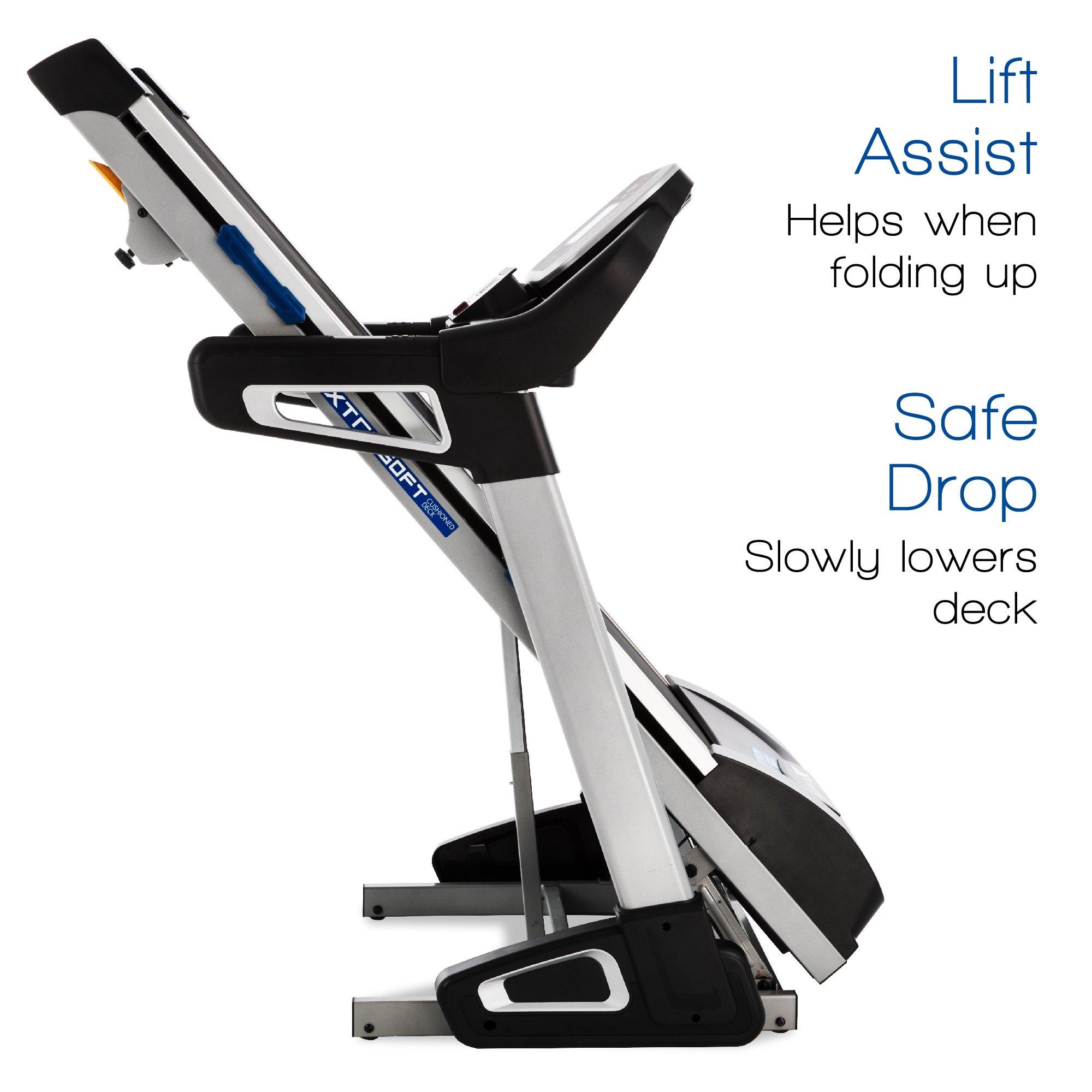 XTERRA Fitness TRX4500 Treadmill Exercise & Fitness Sports ...