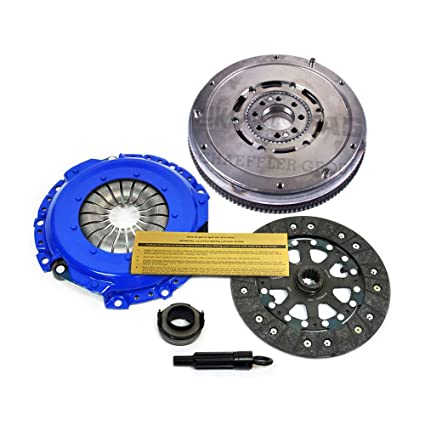 Amazon.com: EFT STAGE 1 CLUTCH KIT+DMF FLYWHEEL 02-06 MINI COOPER S 1.6L SUPERCHARGED 6 SPD: Automotive