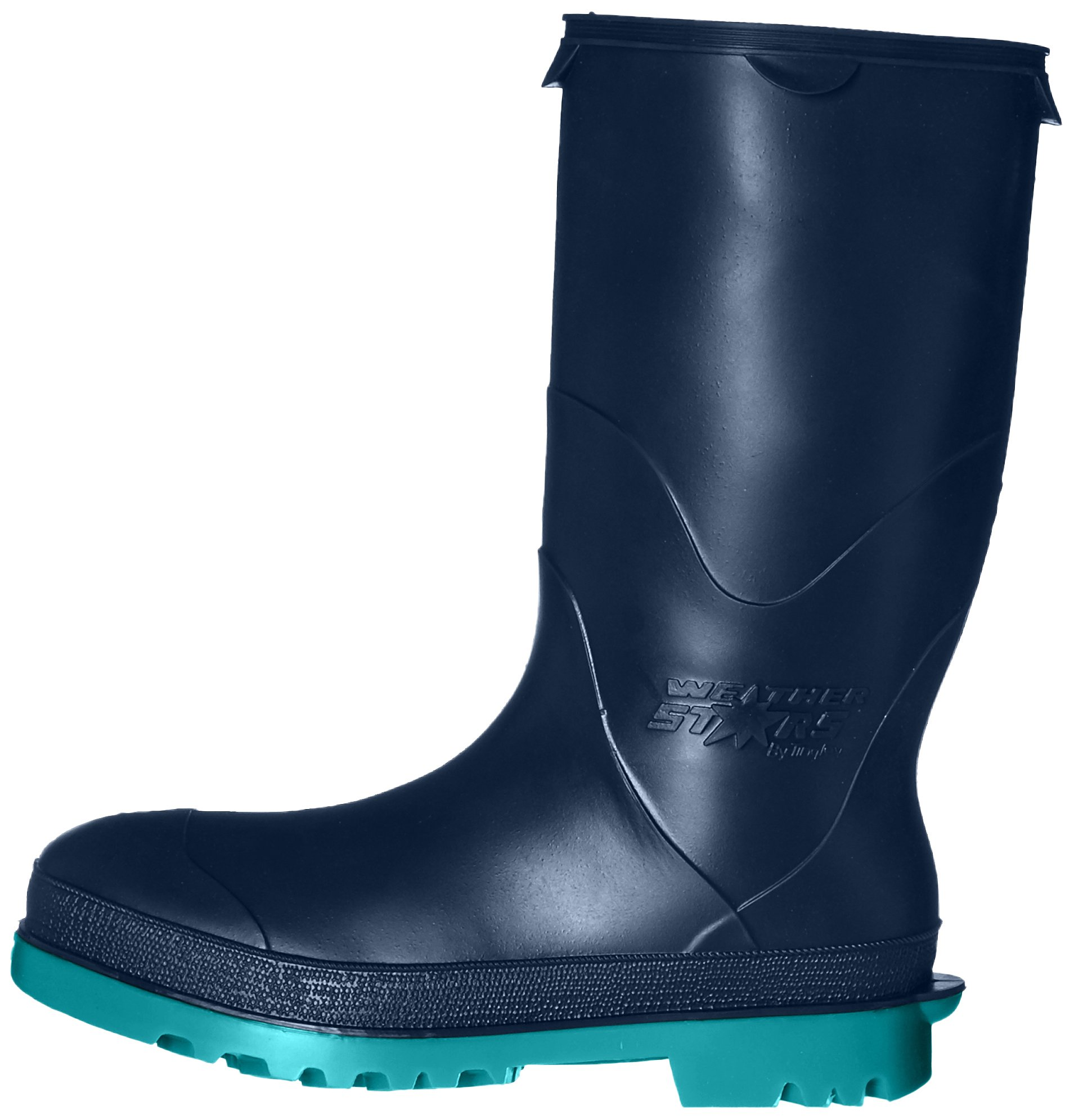 STORMTRACKS 11768.04 Youths' Boot, Size 04, Blue/Green by STORMTRACKS (Image #4)
