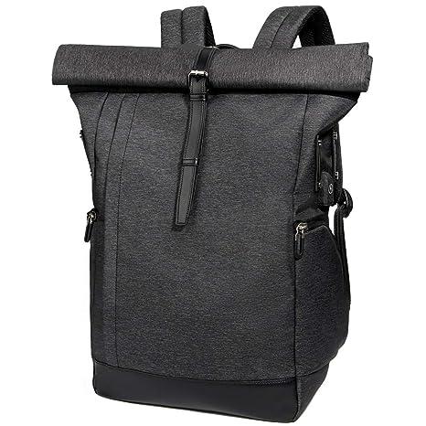 523694eeb0a76 Laptop Backpack 15.6 Inch Men Women Computer Rucksack