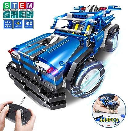 Amazon.com: STEM - Juguetes de ingeniería para niños y niñas ...
