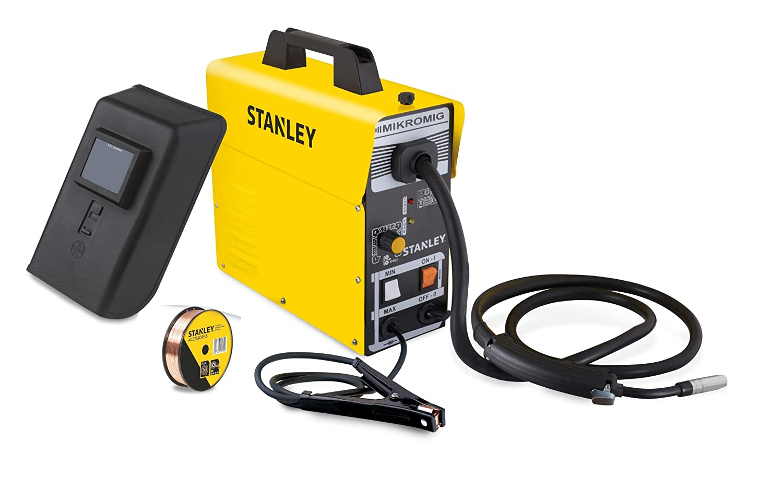 Stanley MIKROMIG - Equipo de soldadura MIG: Amazon.es: Industria, empresas y ciencia