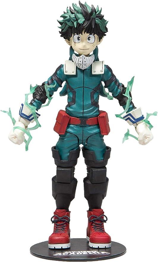 25cm My Hero Academia Deku Izuku Midoriya Figure Toys Action Collect Gift