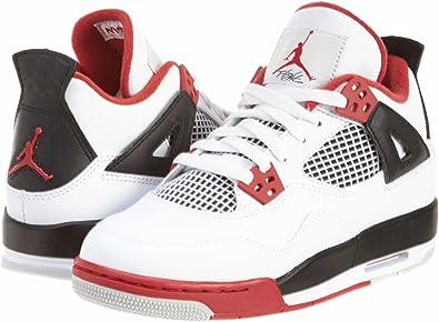 Amazon.com | Air Jordan 4 Retro (Gs