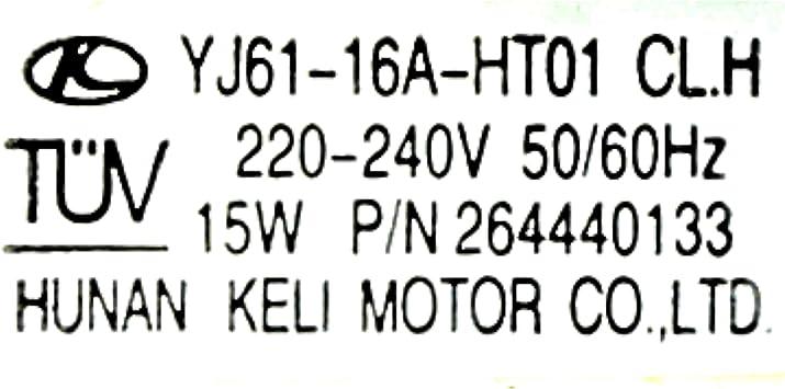 Tempo libero CK90C230K CK90C230S CK90F232B CK90F232C da forno elemento ventola forno