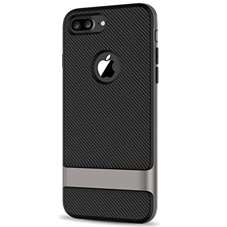 custodia iphone 7 plus carbonio