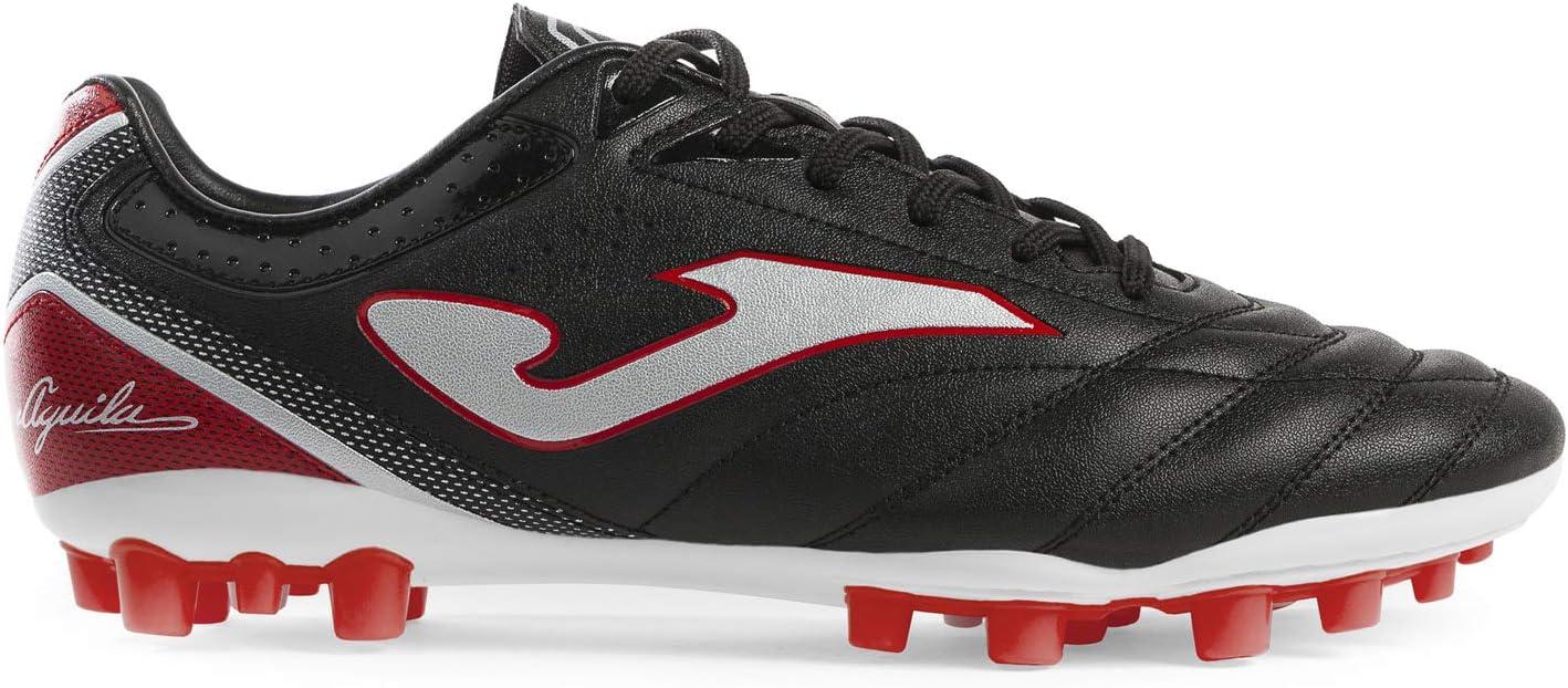 Joma/_scarpe Joma Soccer Shoes Artificial Grass Aguila AGUIS/_906 Black-RED