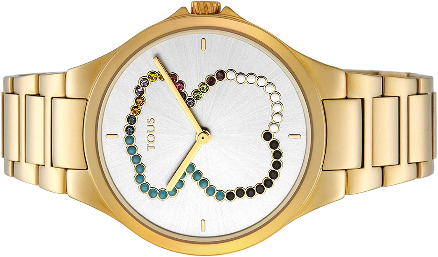 Tous Reloj Motion Straight SS ESF Oso Cristales (Motion Straight ...