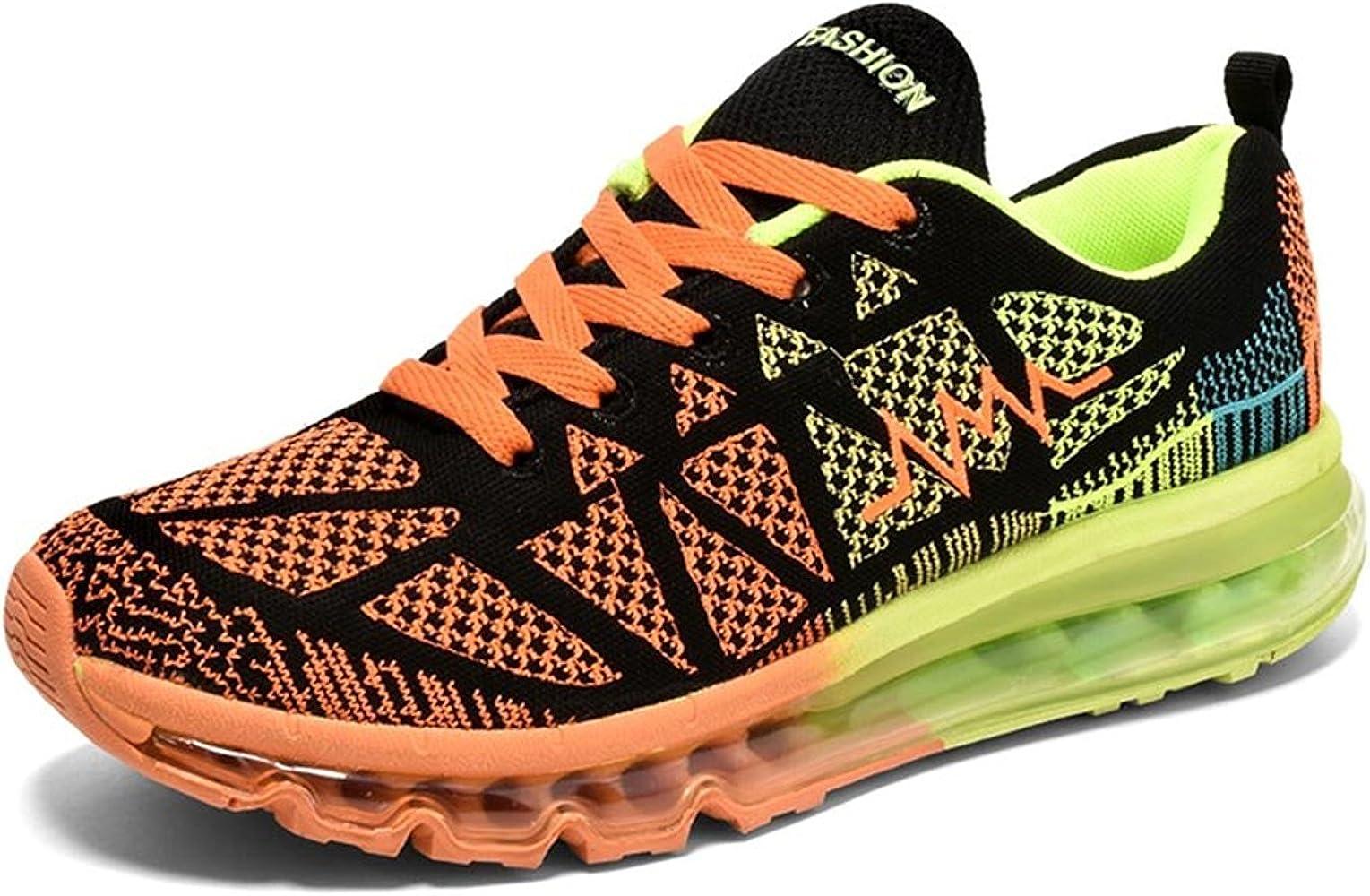 Zapatos para Correr en Montaña y Asfalto Aire Libre y Deportes ...
