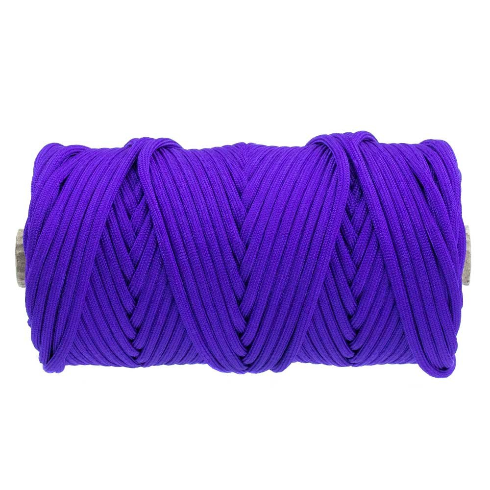 GOLBERG 750lb Paracord / Parachute Cord - US Military Grade - Authentic Mil-Spec Type IV 750 lb Tensile Strength Strong Paracord - Mil-C-5040-H - 100% Nylon - Made in USA by GOLBERG G (Image #3)