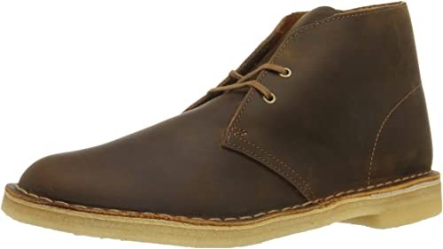 Clarks Originals Men's Desert Boot,Beeswax,10 M US: Clarks
