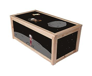 Stikkipix Weltall Mobelsticker Aufkleber Fur Die Kiste Box APA Von IKEA