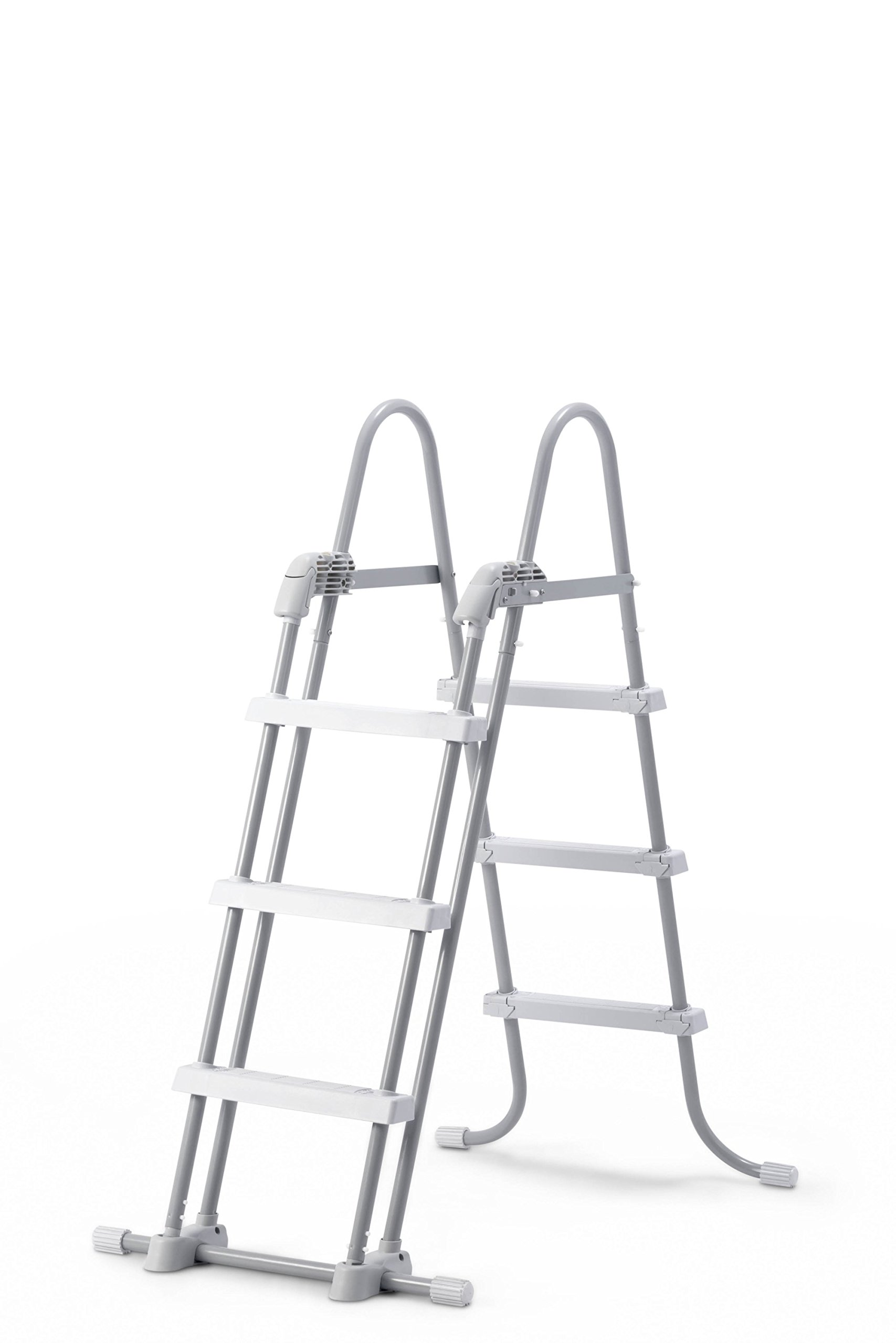 Intex Deluxe Pool Ladder With Removable Steps For 36-Inch And 42-Inch Wall He.. 10