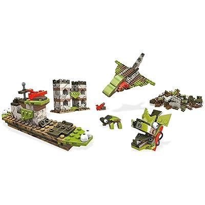 Mega Construx Inventions Camo Brick Building Set: Toys & Games