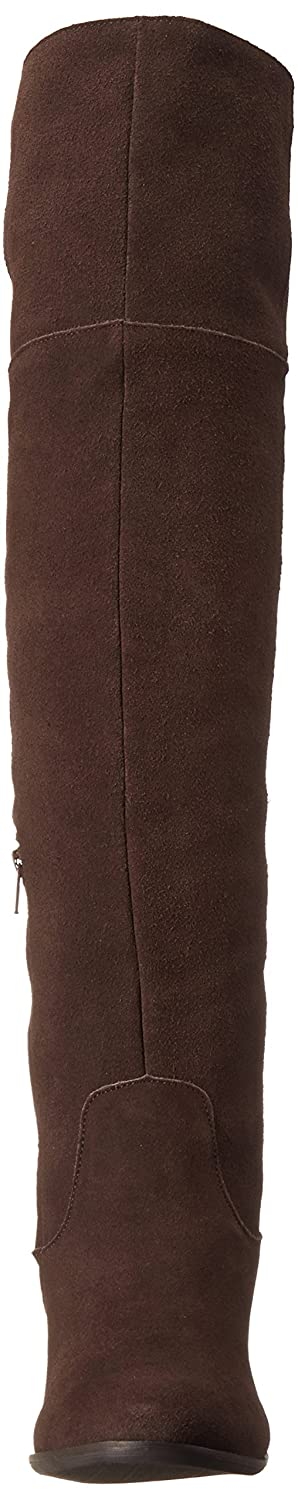Steve Madden Women's 7.5 Tyga Motorcycle Boot B00NVM5I24 7.5 Women's M US|Brown Suede eb0dc3