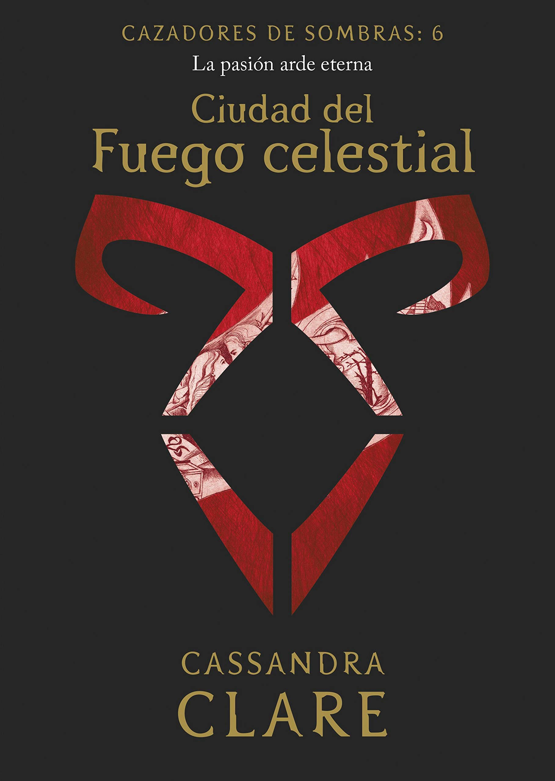 Ciudad del Fuego celestial nueva presentación : Cazadores de ...