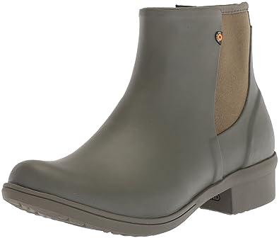 605b9b0836c1 Bogs Women s Auburn Slip ON Boot Rubber Rain