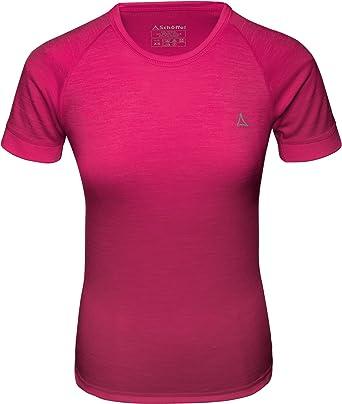 Sport es Shirt Merina De Camiseta Y Lana W Ropa Schöffel Amazon pdWqR8d