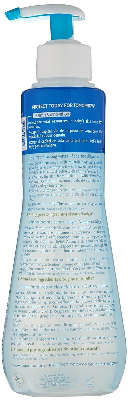 Mustela - Fluido limpiador Physio bébé: Amazon.es: Bebé