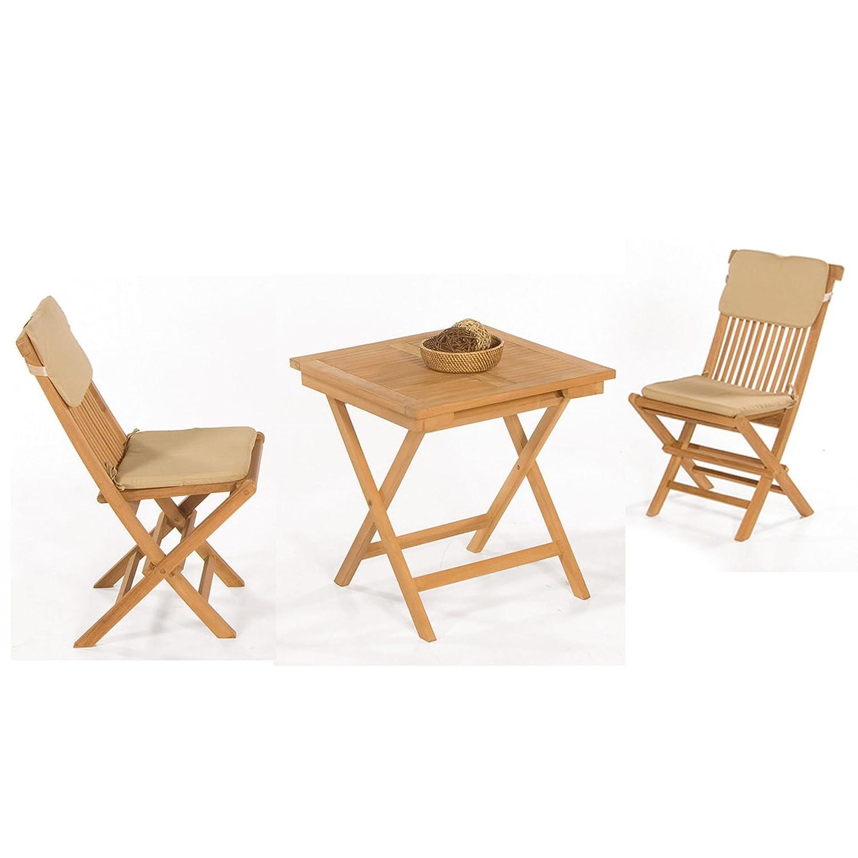 Teakholz-Gartenmöbel-Set Bristol - (800 861 04) online bestellen