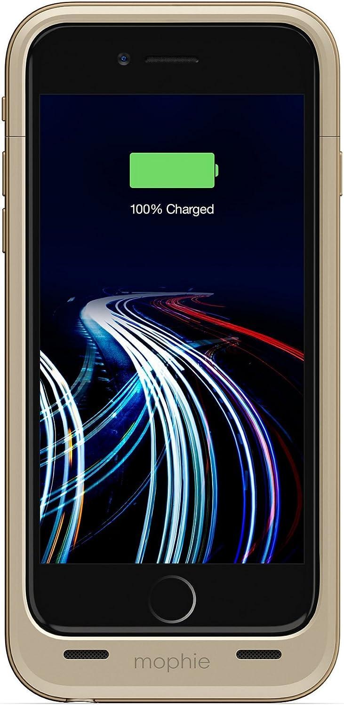 Mophie Juice Pack Ultra - Carcasa para Apple iPhone 6/6s (con batería de 3950 mAh), Color Dorado: Amazon.es: Electrónica