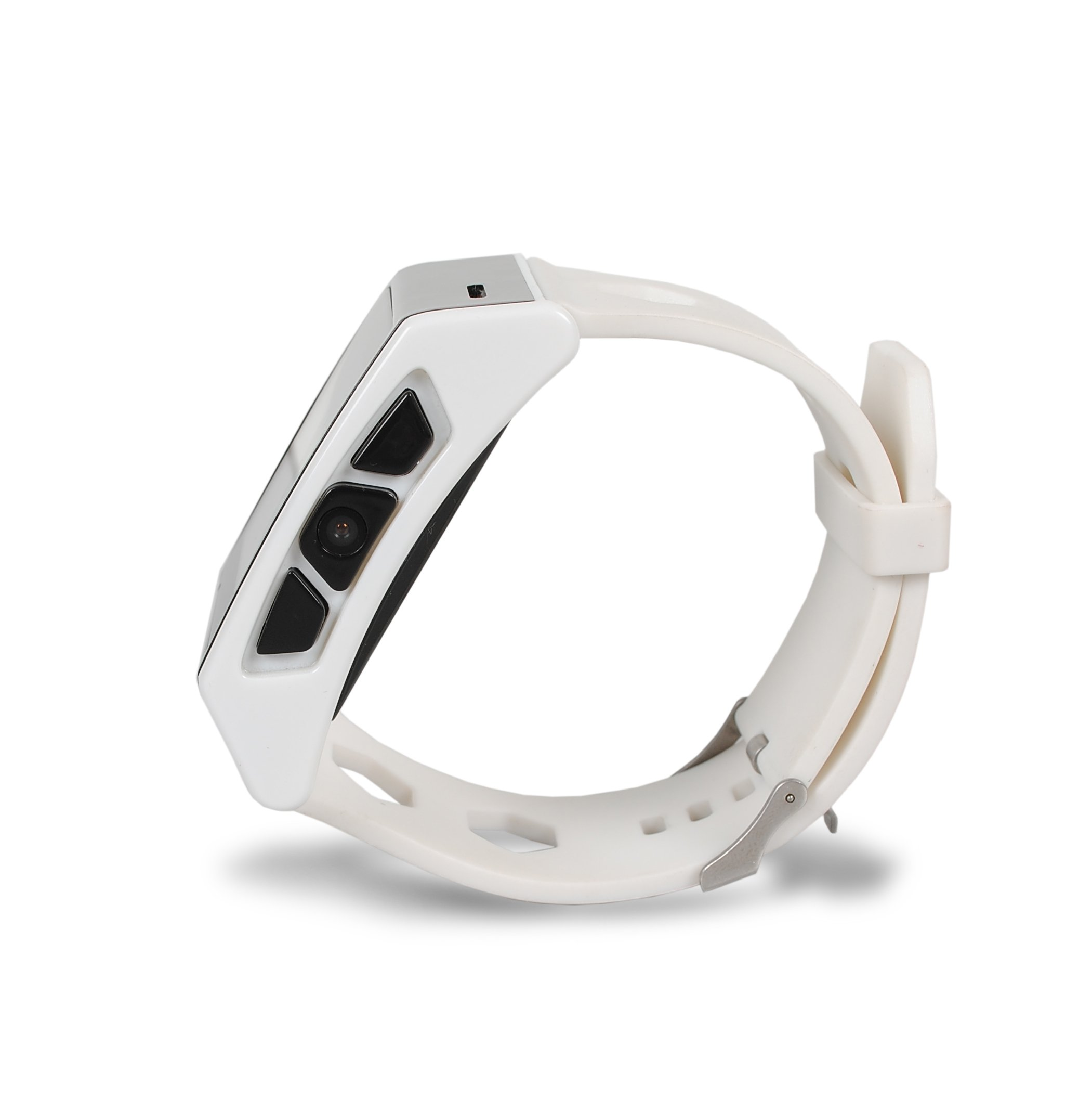 EXETECH Smart Watch-Phone Android - Retail Packaging - White/Black
