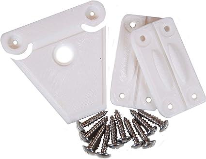 Igloo Cooler Replacement Latch Hinge /& Screw Set