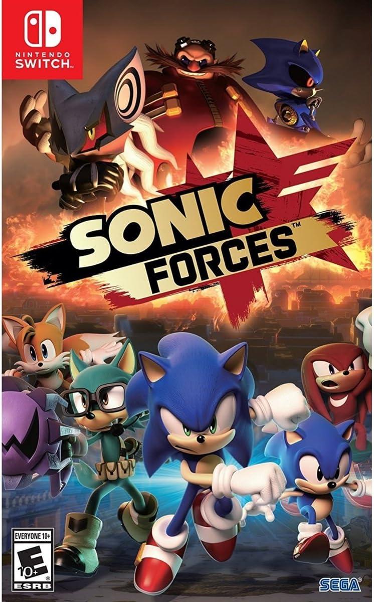 Sonic Forces (Nintendo Switch) (New): Amazon.es: Videojuegos