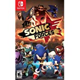 Sonic Forces - Nintendo Switch [Importación inglesa]: Amazon.es ...