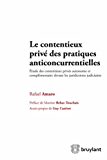 Le contentieux privé des pratiques anticoncurrentielles (Competition Law/Droit de la concurrence)